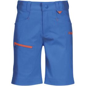 Bergans Utne Shorts Kinderen, athens blue/magma